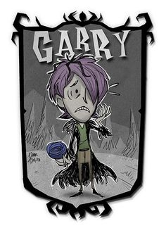 #Dontstarve #Ib(game) #Garry  ^ holy fudge yes the crossover!
