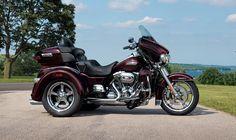 2014 Harley-Davidson® Trike Tri Glide® UltraMotorcycles Photos & Videos