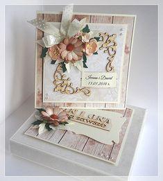 U Zofijki Decorative Boxes, Scrapbook, Blog, Cards, Home Decor, Decoration Home, Room Decor, Scrapbooking, Blogging