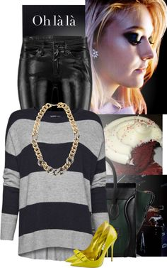 """""""i'm already bossin', already flossin' / why have the cake if it ain't got the sweet frostin'?"""" by barbie ❤ liked on Polyvore"""