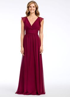 Official Bridesmaid dress color = Burgundy