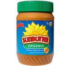 Sunbutter Organic Unsweetened  Ingrdients : Organic Sunflower Seed  Faisable Au Mixer ?  Tester  (pte  Tartiner Sans Lait, Sans Oeuf, Sans Arachide, Noix, Mas...)