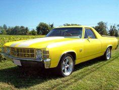1971 Chevrolet El Camino SS
