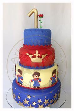 bolo pequeno principe artedaka - Pesquisa Google