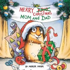 Merry Christmas Mom and Dad (Little Critter Series)