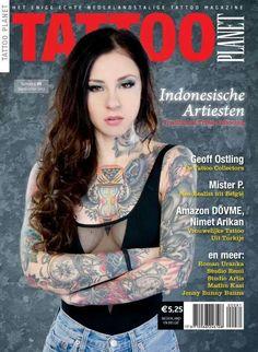 Gogo Blackwater (Zombie Gogo) on a cover