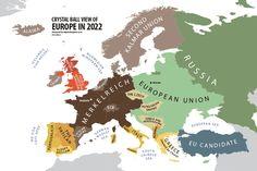 Europe According to the Future, 2022
