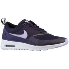 bde4b8b1cc09 Nike Air Max Thea- the perfect purple for everyday wear!