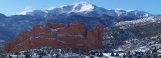 Pikes Peak | Travel | Vacation Ideas | Road Trip | Places to Visit | Cascade | CO | Tourist Attraction | Mountain | Hiking Area | Scenic Point | Nature Reserve | Natural Feature