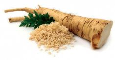 HORSERADISH detoxes your body in a daily dose of only 1/4 teaspoon. Glucosinolates, compounds in the roots & leaves of the horseradish plant, can increase your liver's ability to detoxify carcinogens & may suppress the growth of existing tumors, says a study in the Journal of Agricultural & Food Chemistry. Horseradish is one of nature's best sources of glucosinolates — it has up to 10 times more than broccoli, the next-best source.