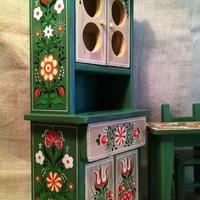 Tole Painting, Pattern Art, Interior And Exterior, Painted Furniture, Digimon, Folk Art, Scandinavian, Interior Decorating, Toys