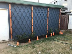 Amazon.com : Wall Mounted Lattice Trellis : Trellises : Garden & Outdoor