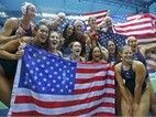 Team USA wins first Gold in Water Polo
