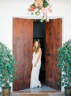 Ibiza boho countryside wedding inspration