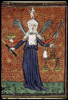 medieval demon possession