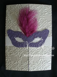 VS Paper Kreations: Mis Quince Años ~ Masquerade Party