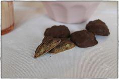 Weicher Oblaten-Lebkuchen aus Milchbrötchen.