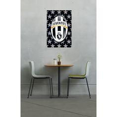 JUVENTUS - Logo 61x91 cm #artprints #interior #design #sports #print #Juventus Scopri Descrizione e Prezzo http://www.artopweb.com/EC20353