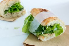 Homemade Turkish Pide Sandwiches with Hummus + Avocado - The Brick Kitchen