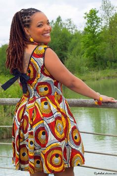 Today we present to you some alluring African ankara gowns that will give you that awesome look you need for all your outing, occasions and every other special event. These ankara dresses come in different styles and designs just to make you look good. African Fashion Ankara, Latest African Fashion Dresses, African Print Fashion, Africa Fashion, African Style, Short African Dresses, African Print Dresses, Moda Afro, African Print Dress Designs