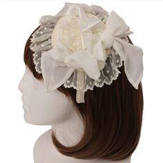 Japanese Online, Ribbon Headbands, Angelic Pretty, Lolita Fashion, Tweed, Shopping, Products, Gadget