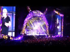 Concierto ACDC Madrid 2 junio - shook all night long - YouTube
