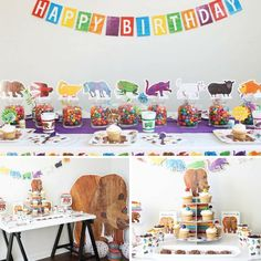 Brown Bear, Brown Bear what do you see? I see someone's having a birthday with me! @sweetlychicevents created a beautiful birthday party using our wonderful Eric Carle collection. Click to see more. #birthdayparty #birthdaypartyideas #birthday #ericcarle #orientaltrading
