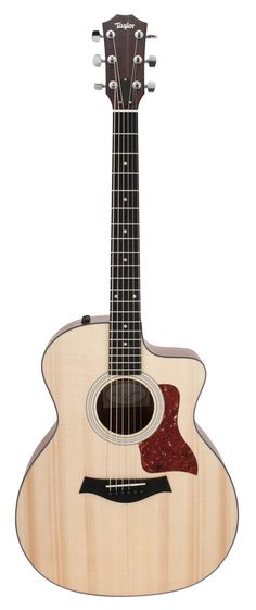 Taylor 114CE Grand Auditorium Acoustic Electric Guitar I love this. She is SO classy.