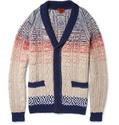 Missoni Knitted Cotton-Blend Cardigan | MR PORTER