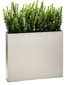 office planter. Partition Tower Planter - Dove Office
