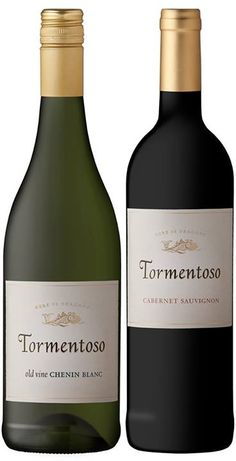 #Tormentoso wines from South Africa