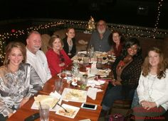 Slideshow of scenes from the Dec. 11 Christmas party at Jonathan's Bellevue