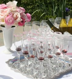 """Photo 2 of 37: Bridal/Wedding Shower """"Eat Pink and Be Married"""" 