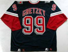 d3d7bd79 Wayne Gretzky 1996-97 New York Rangers Game Worn Jersey  (gamewornauctions.net)