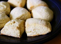 Best Cream Scones Recipe | Scone Recipes | Adapted from Cooks Illustrated | Savory Sweet Life - Easy Recipes from an Everyday Home Cook