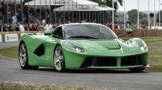 Whereas McLaren limits its P1 to 217mph, Ferrari states that its LaFerrari hybrid hypercar's top spe... - Newspress