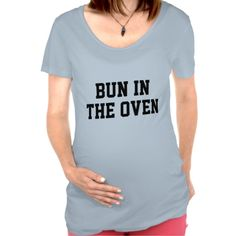 Discover a world of laughter with funny t-shirts at Zazzle! Tickle funny bones with side-splitting shirts & t-shirt designs. Laugh out loud with Zazzle today! Funny Pregnancy Shirts, Pregnancy Gifts, Pregnancy Humor, Baby Pregnancy, Boys T Shirts, Tee Shirts, T Shirts For Women, Mommy To Be Shirts, Best Gifts For Boys