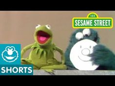 Sesame Street: Cookie Monster Makes Kermit Mad - YouTube