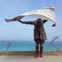 """Quilt by Heidi Parkes, """"City Landscape."""" #quilt"""