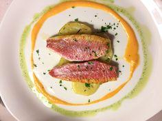 Degusta la comida vasca de alta cocina en el Restaurante Aitzgorri #donostia…