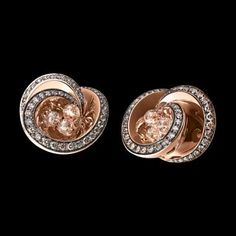De Grisogono CHIOCCIOLA Collection - Earrings.