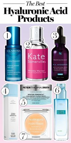 The best hyaluronic acid treatments, serums, and creams from brands like Peter Thomas Roth, Skinceuticals, Neutrogena, and more.