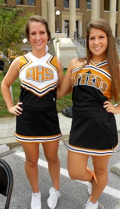 Athens, AL 2011 Supported/volunteered for both daughters Cheerleading days with AMS and AHS Cheer