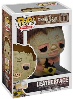 "Texas Chainsaw Massacre Funko Pop! ""Funko Pop! - Leatherface 11"" • EMP"
