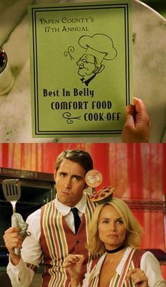 Pushing Daisies. One of my fave episodes.