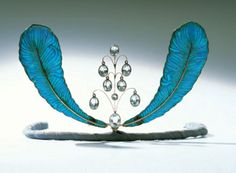 Tadema Galleries' Tiara from 1895.  Beautiful is it not?