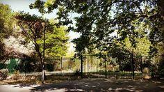 Jardin partagé juste à côté du parc Bortoli : Lou pèbre d'aï. #Marseille