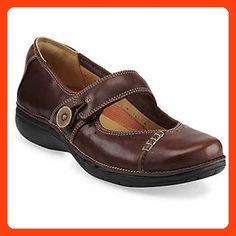 Clarks Unstructured Womens Un.Knot Chestnut Leather - 6 B(M) US (*Partner Link)