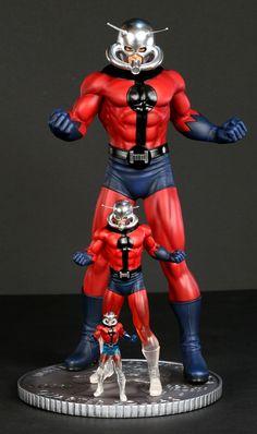 Ant-Man Deluxe statue - Bowen Designs