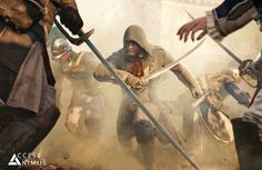 Assassin's Creed: Unity Gameplay